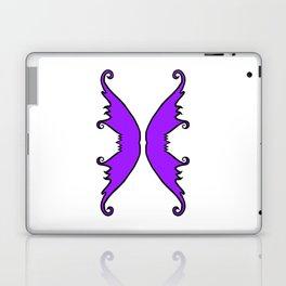 Fairy Wings Purple Laptop & iPad Skin
