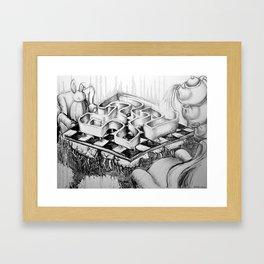 Very Happy Unbirthday Framed Art Print