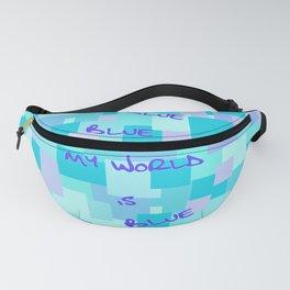 Aquasquare Cubed Fanny Pack