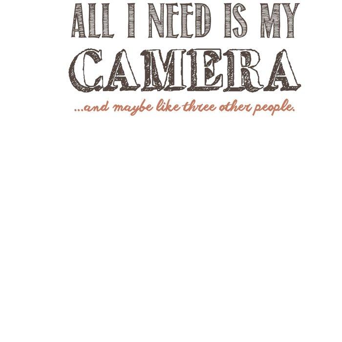 All I need is My Camera Leggings