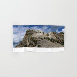 Mount Rushmore National Memorial Hand & Bath Towel