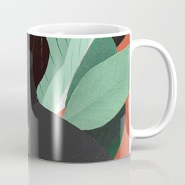 Tropical Girl 11 Coffee Mug