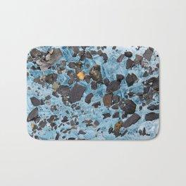 Glacial Gold :: Alaskan Ice Bath Mat