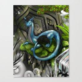 Shang the Dragon Canvas Print