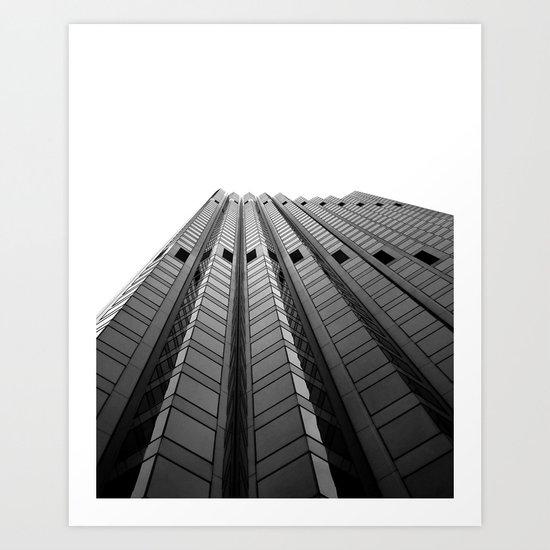 The Ladder Art Print