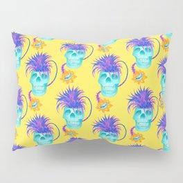 Rad cool skull Pillow Sham