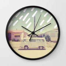 Volkswagen, New Mexico Wall Clock