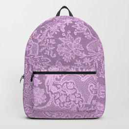 DANCER & PURPLE LACE Backpack
