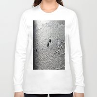 salt water Long Sleeve T-shirts featuring Salt by Inaereaedificare