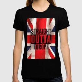 Straight outta Europe T-shirt
