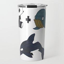 1+1 Travel Mug