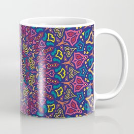 Paradise Sunset Mandala Coffee Mug