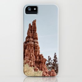Western Mountains iPhone Case