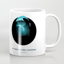 Prometheus Movie Poster Coffee Mug