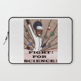 Fight For Science Version 2 Laptop Sleeve