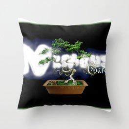 Nimbus Garden ~ a software company Throw Pillow
