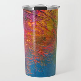 Paint Mess Travel Mug