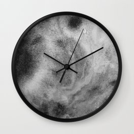 INK WAVE Wall Clock