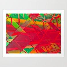 Juxt 1 Art Print