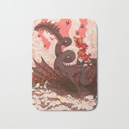 Dragonslayer II Bath Mat
