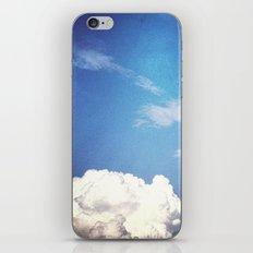Cloud 9 iPhone Skin