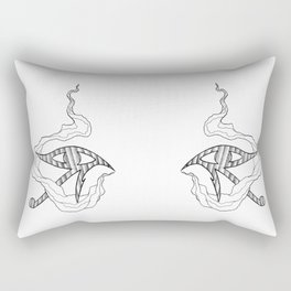 HORUS EYE Rectangular Pillow