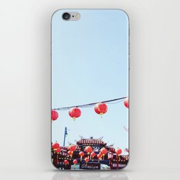 Los Angeles Chinatown iPhone Skin