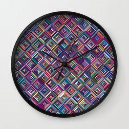 Optica Wall Clock