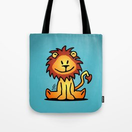 Cute little lion Tote Bag