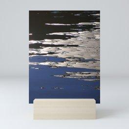 Silver Shimmer Mini Art Print