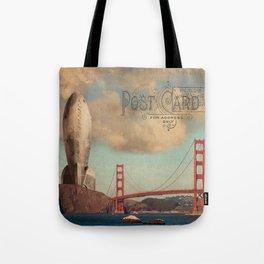 GROUND CONTROL - San Francisco Tote Bag