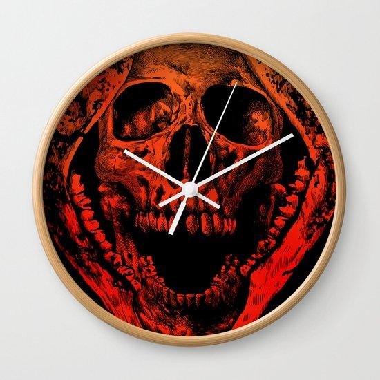JAWZ2 Wall Clock