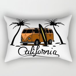 Calfornia Rectangular Pillow