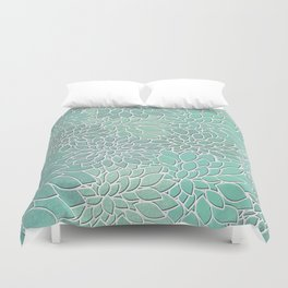 Floral Abstract 28 Duvet Cover