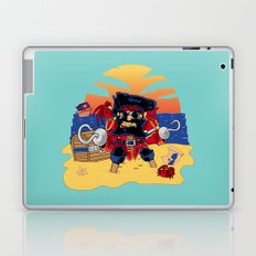 Lucky the Pirate Laptop & iPad Skin