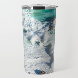 Wave Break - Ocean Shores Travel Mug