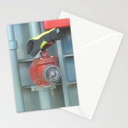 Invisible man? Stationery Cards