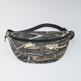 Staples and Nails it! Fanny Pack