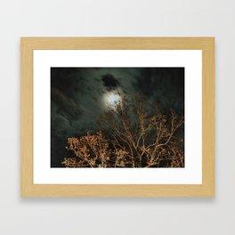 Mississippi Moon Framed Art Print