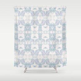 Mitoloc .north Shower Curtain