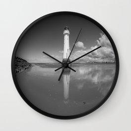Perch Rock Lighthouse Wall Clock