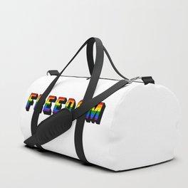 LGBT FREEDOM Duffle Bag