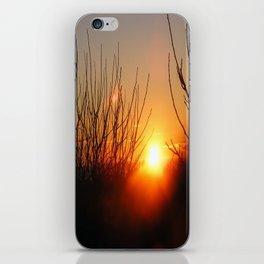 Spanish Sunrise iPhone Skin