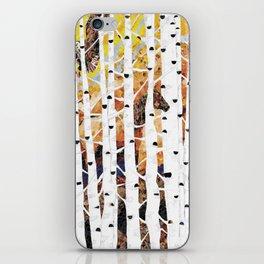 """""""Commune"""" iPhone Skin"""