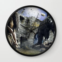 The nothing Wall Clock