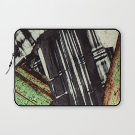 Feldspar and Biotite Laptop Sleeve