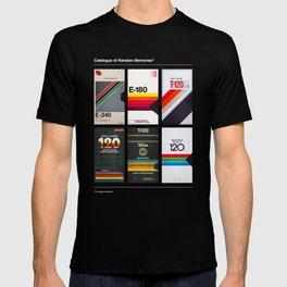 Random Memories T-shirt