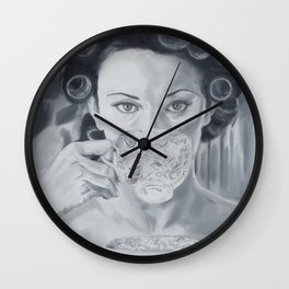 Everyday Girl Wall Clock