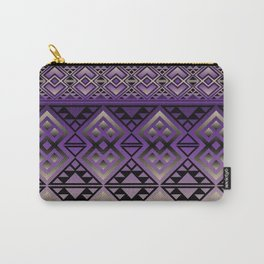The Lodge (Purple) Carry-All Pouch