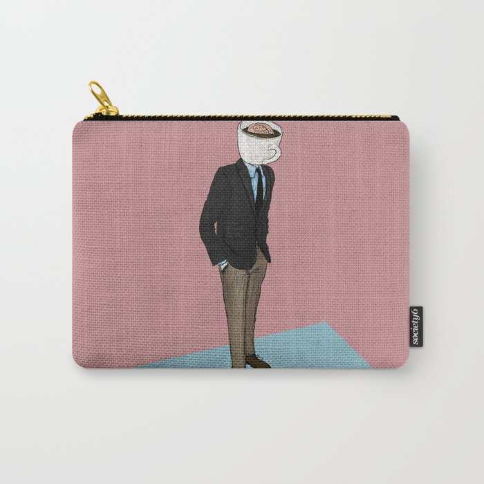 IT'S MORNING AND I THINK OF YOU Carry-All Pouch